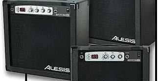 Test: Alesis Spitfire 30 und Spitfire 60, Gitarrenverstärker