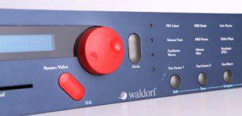 Waldorf Microwave 1 – Zusatzinfos