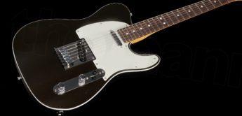 Test: Fender American Telecaster Texas Tea E-Gitarre