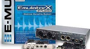 Test: E-MU Emulator X Studio