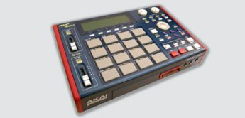 Test: AKAI MPC1000 Music-Production-Center