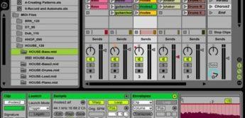 Test: Ableton Live 4.01