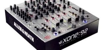 Test: Allen&Heath Xone:92
