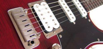Test: Yamaha Pacifica 812 V, E-Gitarre