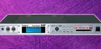 Test: Roland Fantom XR, Synthesizer-Expander