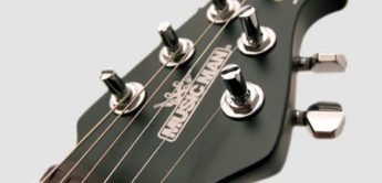 Test: Music Man SUB1, E-Gitarre