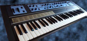 Blue Box: Siel Opera 6, DK600, EK600 & Kiwi Synthesizer