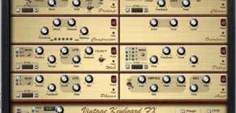 Test: Scarbee Vintage Keyboards FX