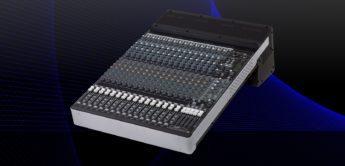 Test: MACKIE Onyx 1640 Mixer mit Firewire Option