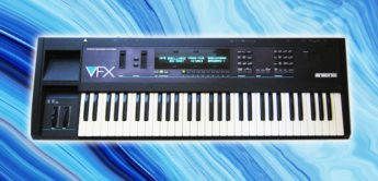 Green Box: Ensoniq VFX, VFX-SD, SD-1 Digitalsynthesizer