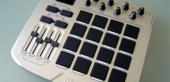 Test: M-Audio Finger Trigger USB