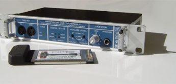 Test: RME Multiface PCMCIA Cardbus
