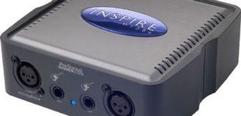 Test: Presonus Inspire Firewire