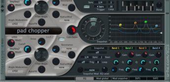 Test: u-he Filterscape EQ und Filter-Plugin