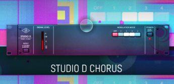 Test: Universal Audio Studio D + Precision Multiband Plugin