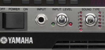 Test: Yamaha BBT 500 H, Bassverstärker