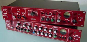 Test: TL Audio Fatman 2Fat und Fat Funker Mic-Preamps
