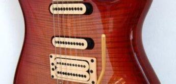 Test: CARVIN DC-135 T Cherryburst Flamed, E-Gitarre