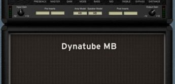 Test: Creamware Dynatube, Gitarren Plugin