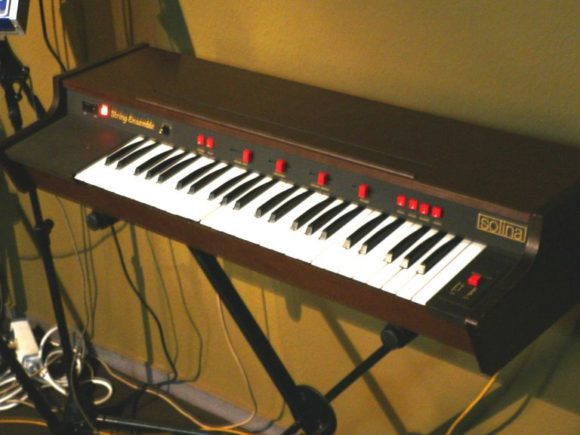 String-Synthesizer
