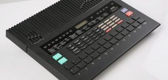 Black Box: Yamaha RX5, RX7, RX11, RX15, RX21 Drumcomputer