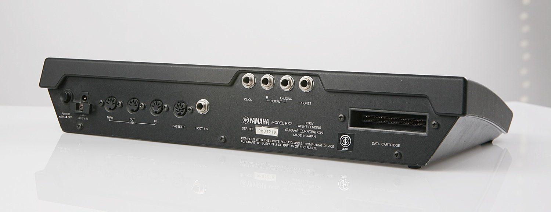 Yamaha Rx  Samples