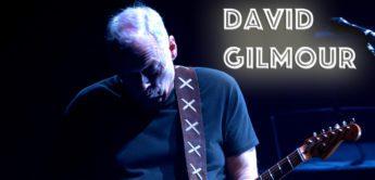 David Gilmour, Pink Floyd: Seine Gitarren, seine Musik