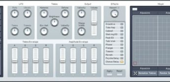 Test: Native Instruments FM8, V 1.30, Synthesizer PlugIn