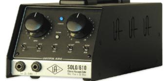 Test: Universal Audio Solo 610 und 110 PreAmps