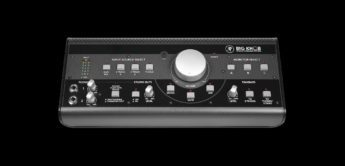 Test: Mackie Big Knob, Monitor Controller
