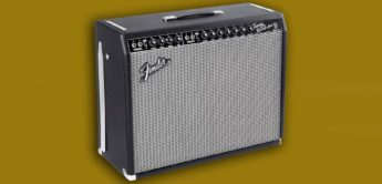 Test: Fender '65 Twin Reverb Reissue Gitarrenverstärker