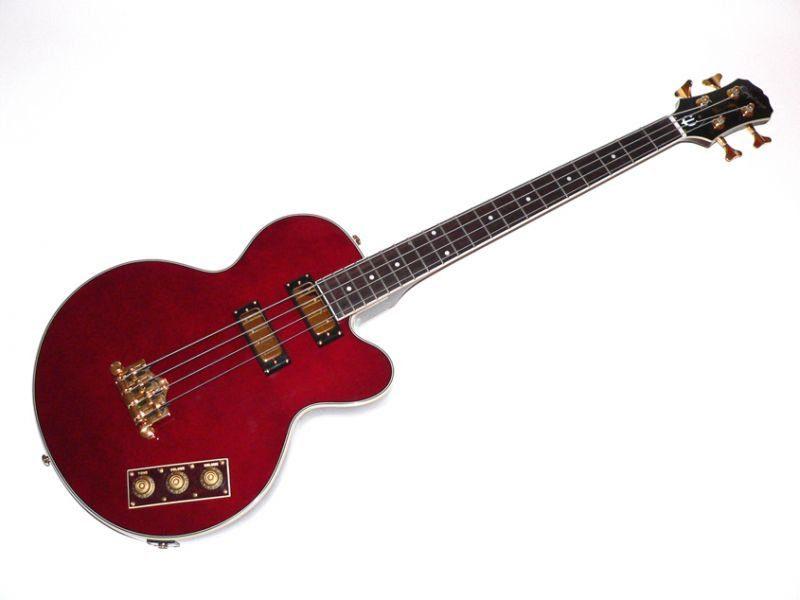 Test: Epiphone, Allen Woody Rumblekat Bass, E-Bass - Seite 3 von 3 ...