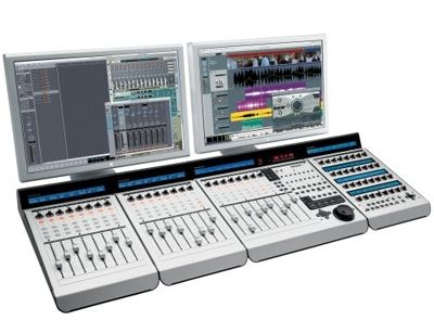Mackie Control Pro Serie