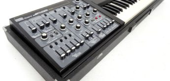 Blue Box: Roland SH-3A, Analogsynthesizer
