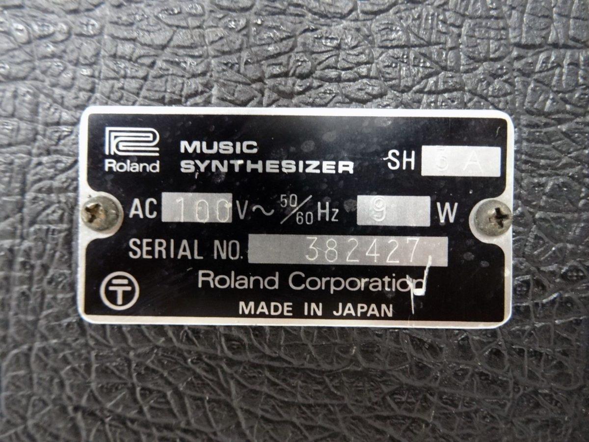 Roland SH3-6