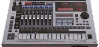 Test: Roland MC-808