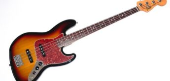 Test: Fender Mexico 60`s Classic Jazz Bass