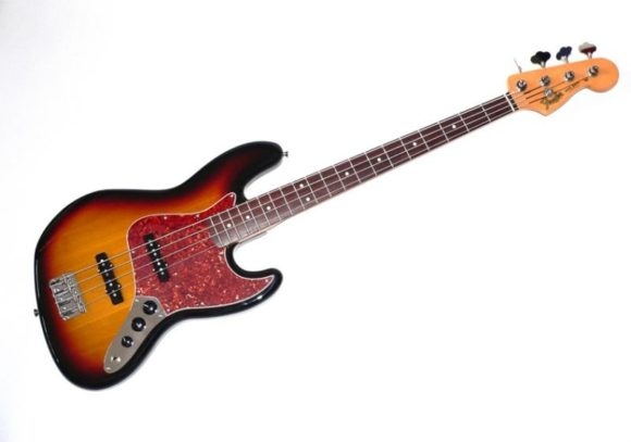-- Fender Mexico 60`s Classic Jazz Bass --