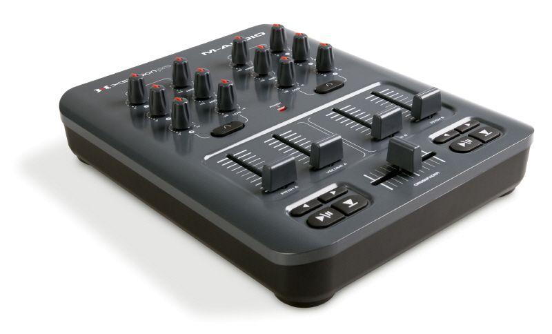 test m audio x session pro und icontrol. Black Bedroom Furniture Sets. Home Design Ideas