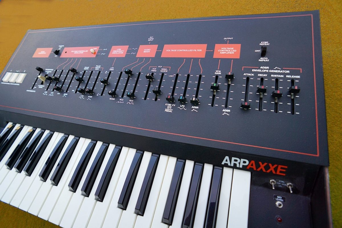 ARP Axxe 3
