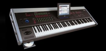 Test: Korg OASYS, Synthesizer Workstation