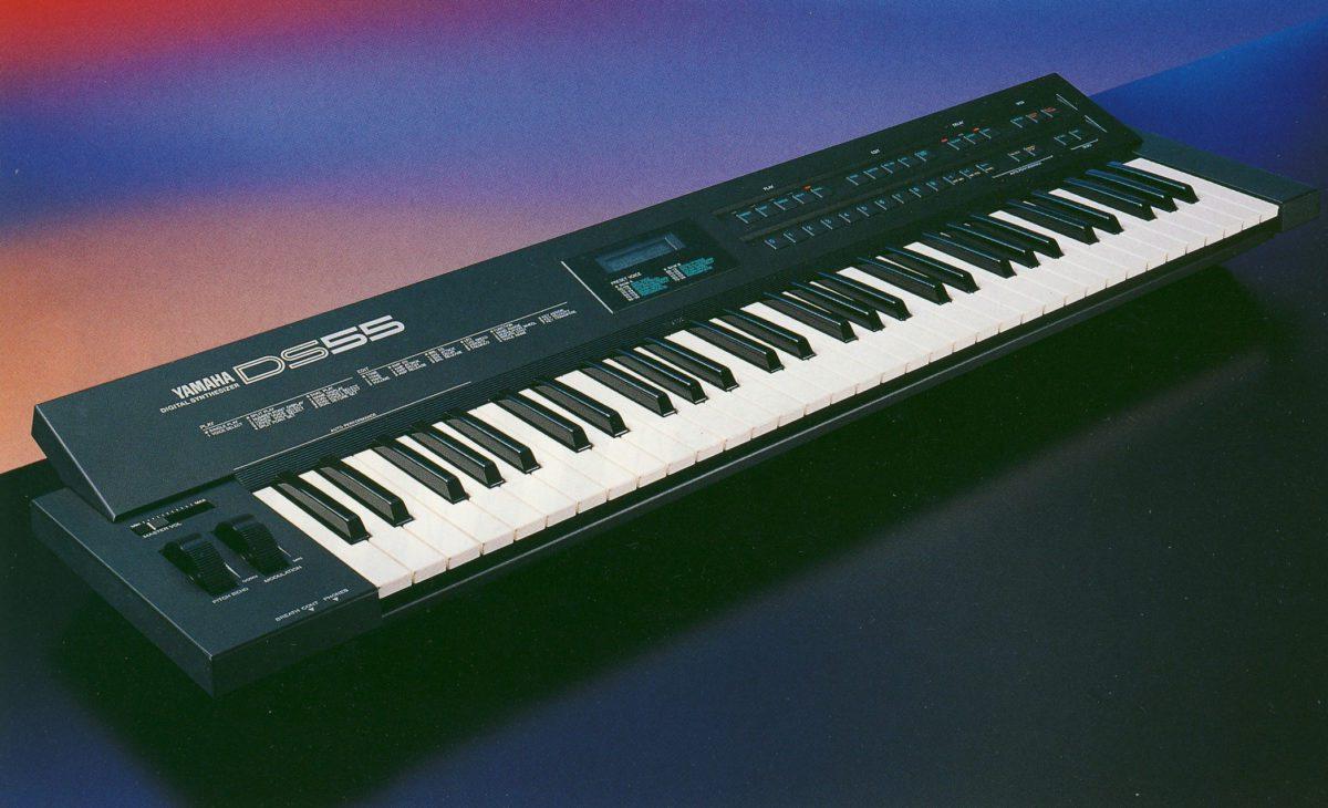 Yamaha DS55 Prospekt