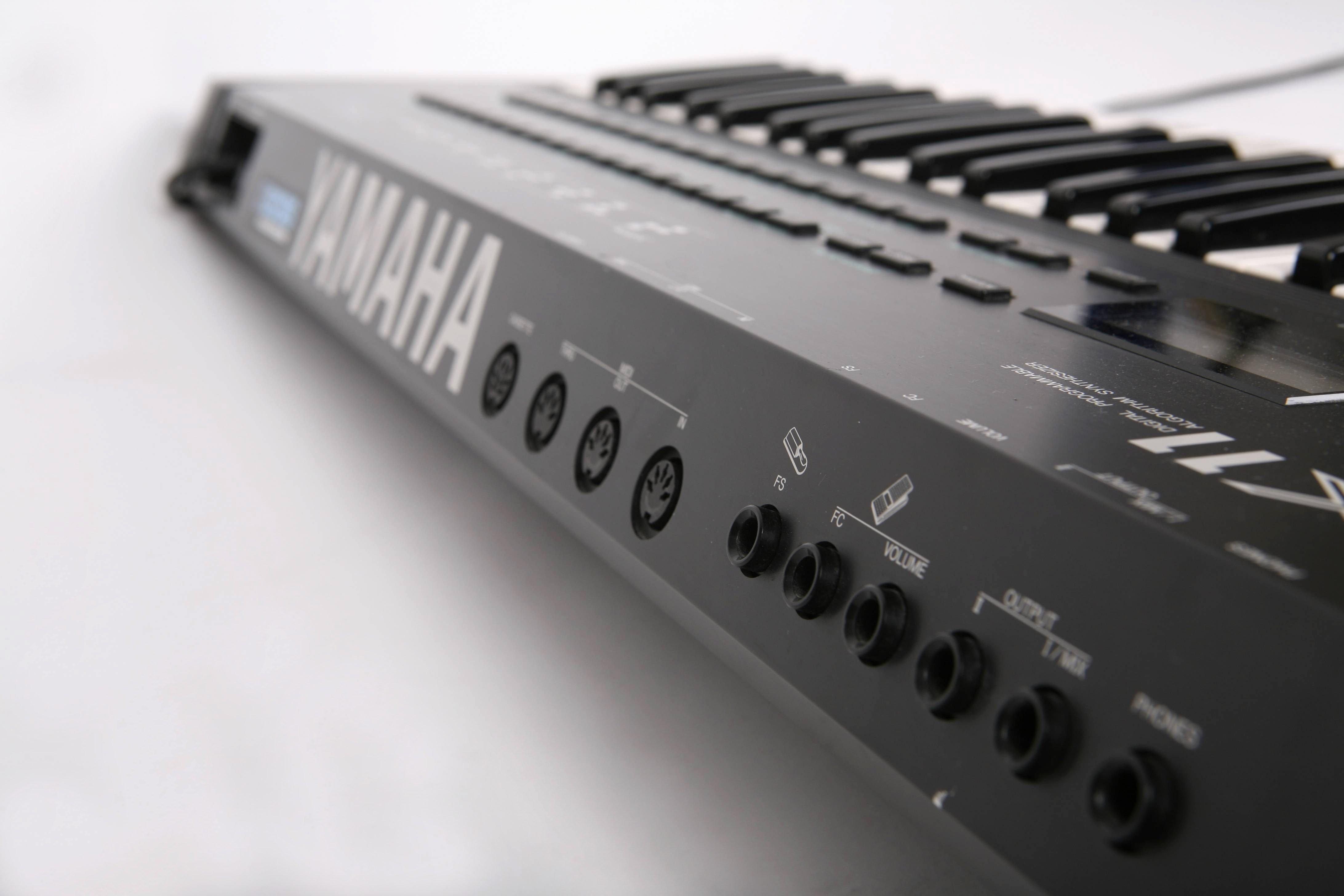 Yamaha Dx Factory Presets