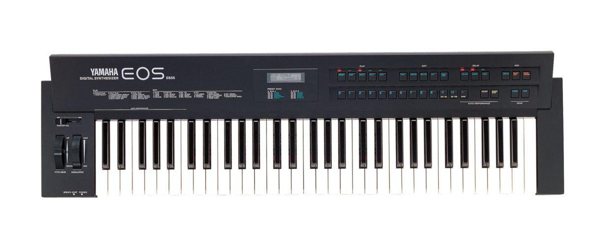 Yamaha EOS DS55