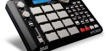 Test: AKAI MPC 500 V 1.11