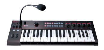 Test: Korg R3 Synthesizer & Vocoder