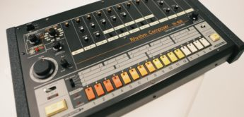 Black Box: Roland TR-808, Analog-Drumcomputer
