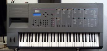 Blue Box: E-MU Systems Emulator III