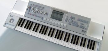 Test: Korg M3 Synthesizer & Music-Workstation