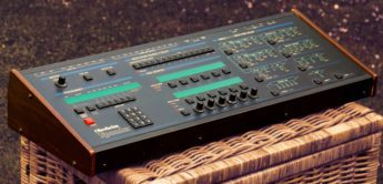 Blue Box: Oberheim Xpander, polyphoner Analog-Synthesizer
